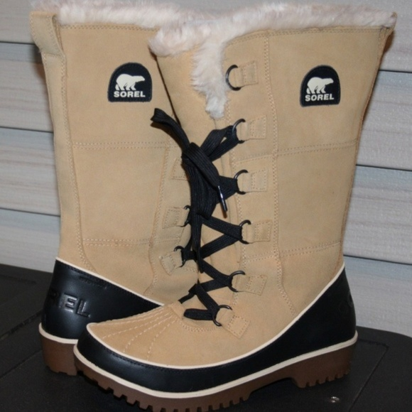 cfc66ae61e77 SOREL Tivoli High II Snow Waterproof Boot 8. M 5c598fe15c4452c9643c0a1a